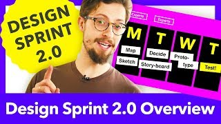 DESIGN SPRINT 2.0 PROCESS EXPLAINED 2018