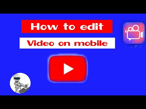How To Edit Video On Android Phone 2019 | For Free No Watermark