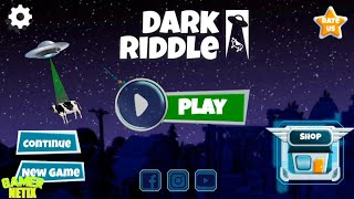 Dark Riddle Monitor Room New Neighbor New Policeman Android Gameplay 2020