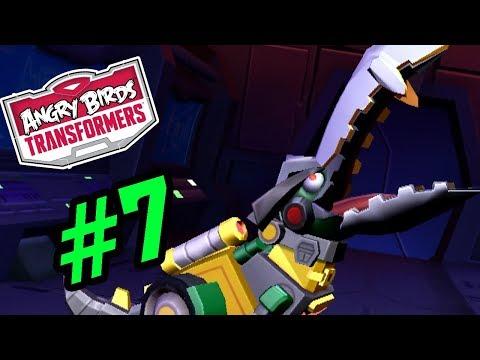 ✔️ TOP 1 EVEN VỚI CHIM MỎ DÀI! - Angry Birds Transformers #7 - Chim Điên Biến Hình Android, Ios