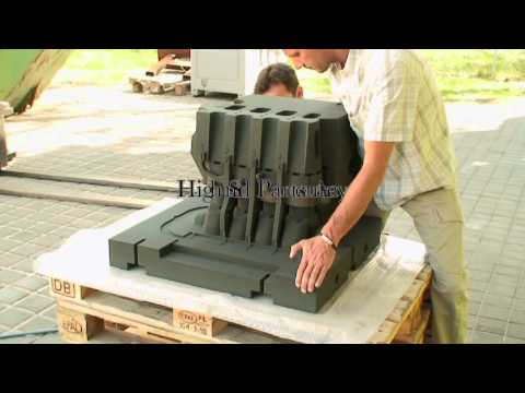 Rapid Prototyping and Digital Sand Casting Services