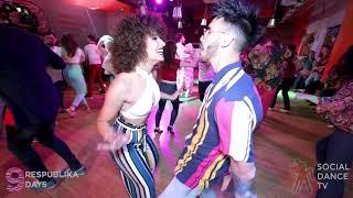 Charlie & Veronica - Salsa Social Dancing   Respublika days 2019