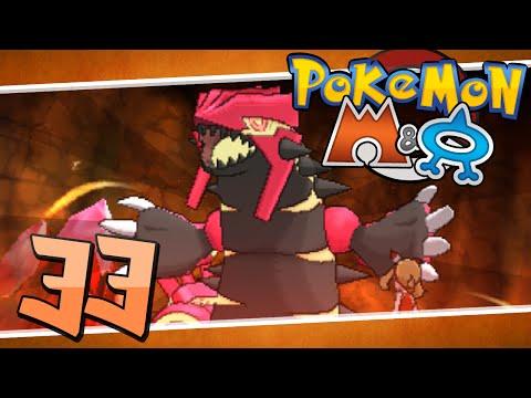 Pokémon Omega Ruby - Episode 33   Primal Groudon!