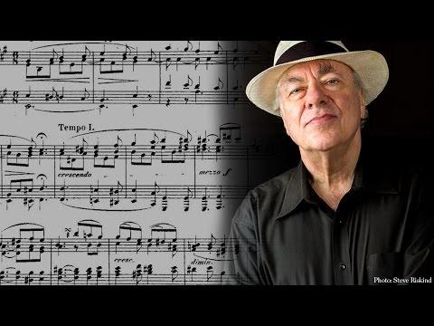Richard Goode: Choosing Repertoire