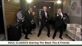 The Black Ties perform