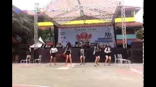 [EKD] Kpop Dancer SMAN 40 Jakarta - Ma Boy & Mini Skirt Dance Cover || Pensi 2014