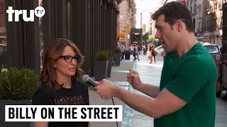 Billy on the Street - LaTina Fey