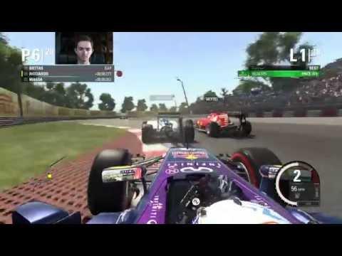 F1 2015 [PS4] - Round 7/19 [Canada Grand Prix]
