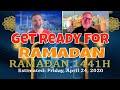 Get Ready for Ramadan 2020