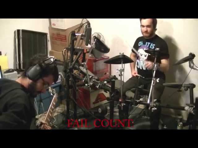 "Making ""AntropoX"" Part 1: Drums"