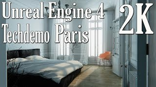 Unreal Engine 4  Demo - QUAD HD  [2K]