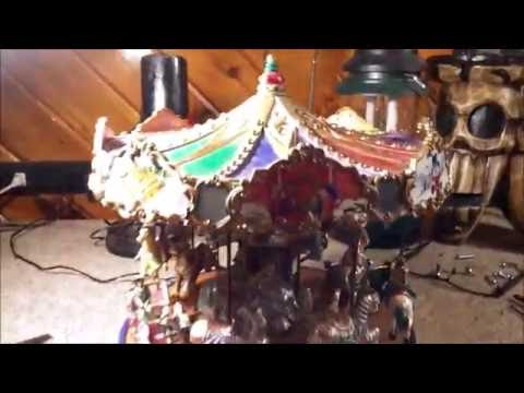 Mr Christmas - Holiday Around the Carousel - How To Fix It
