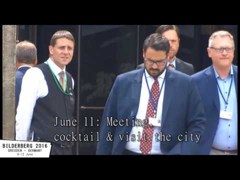 Cocktail & visit the city - Bilderberg meetings 2016 - who rules the world ?