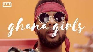 "vuclip Afrobeat Instrumental | Maleek Berry ft Sarkodie Type Beat - ""Ghana Girl"" (Prod. BellaBrix)"