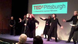 TEDx Pittsburgh Interplay