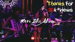 Aaj Din Chadheya Status    Aaj Din Chadheya Female Version   Harshdeep Kaur   lyrical status video