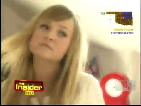 "The ""World's Youngest Transsexual"" Kim Petras on the CBS show ""The Insider"""