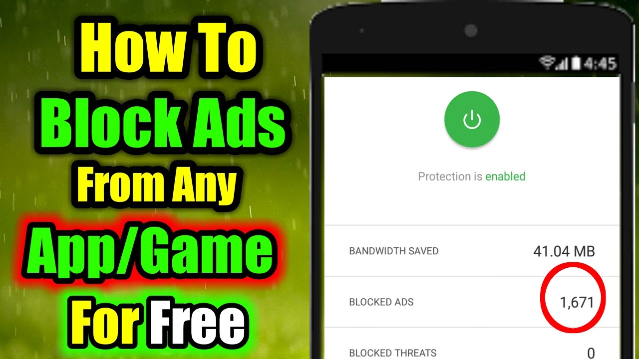 [METHODS] How to Block Any Ads on Any Android Game 1