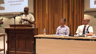 African Theology - Prof Tinyiko Maluleke on Theology FROM Africa FOR Africa VLOG 110