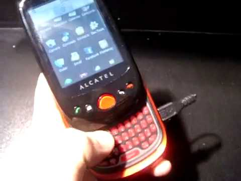 Alcatel OT 980 WMC 2010 CellulareMagazine