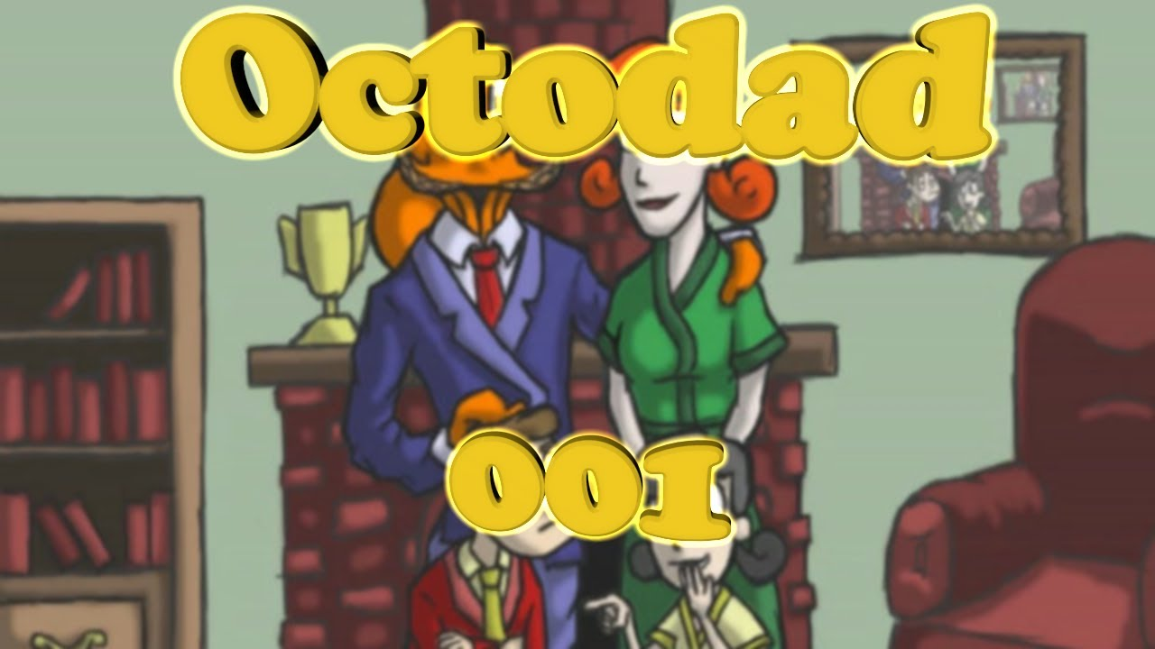 Let S Play Octodad 001 Hd Chaos In Der Kuche Youtube