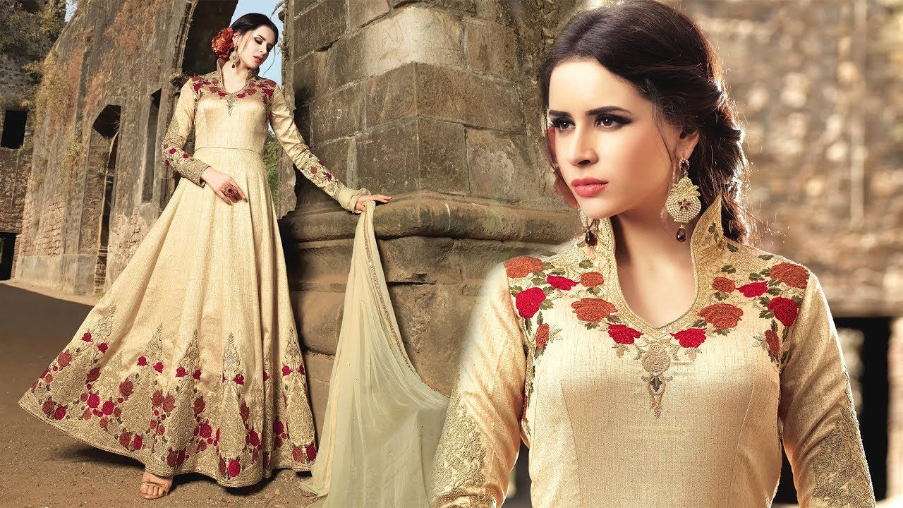 d7d4a738b2 Anarkali suits online: Latest designer Long anarkali suits Designs for party  with Low Price India UK