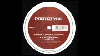 Ed Rush, Optical & Fierce - Alien Girl HD