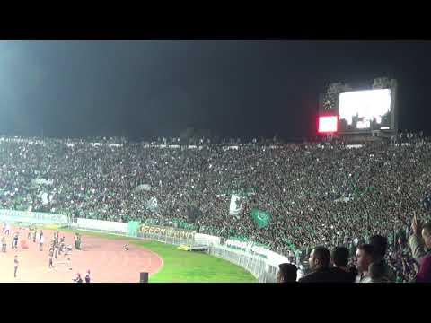 Raja de Casablanca vs Ismaily (Egypt)  ,  راسي مرفوع داخل الحومة - Rasi Marfou3