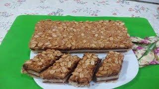 ՍՆԻԿԵՐՍ (թխվածք) - Торт Без Выпечки (Сникерс) - Tort Snikers