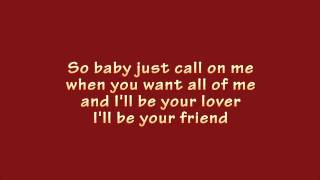Smokie - Lay back in the arms of someone you love (Lyrics)