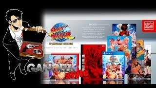 Street Fighter 30th Anniversary Collection - Edition Collector PS4