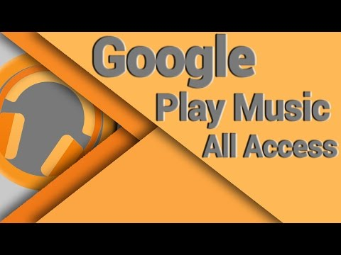Google Play Music All Access (ou Unlimited) ft. Taylor Swift, Adele, Coldplay et Radiohead !