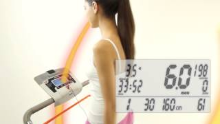 Intelligent Weight Management (IWM) for treadmill and elliptical trainer