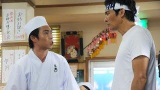 「ワールドSUSHI」という変わり種の寿司を出すフードワゴン車の店主・淳...