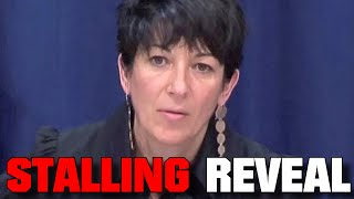 Judge Allows TWO-MONTH Delay in Release of Ghislaine Maxwell Docs