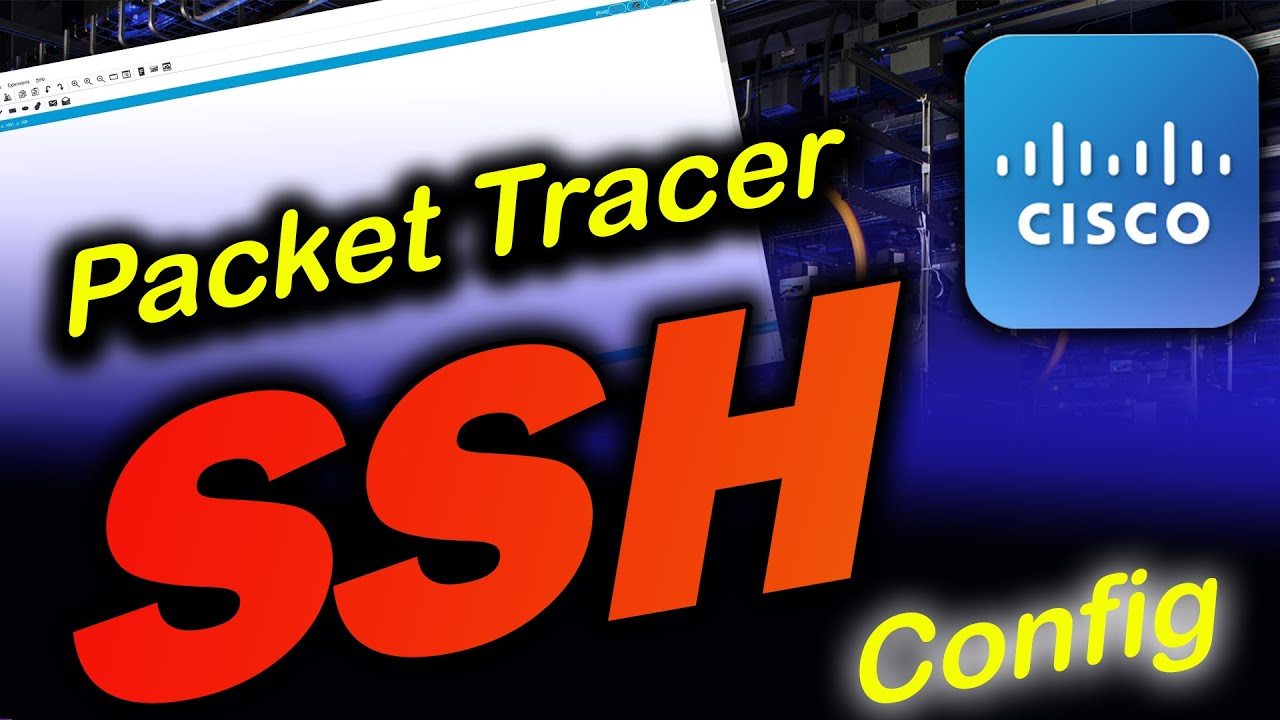 SSH Configuration on Packet Tracer ⋆ IpCisco