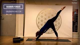 Dynamisk Yoga med Gry Hannestad