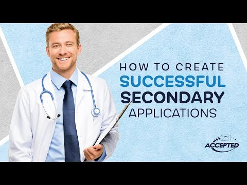 How to Create Successful Secondary Applications that Score Interviews
