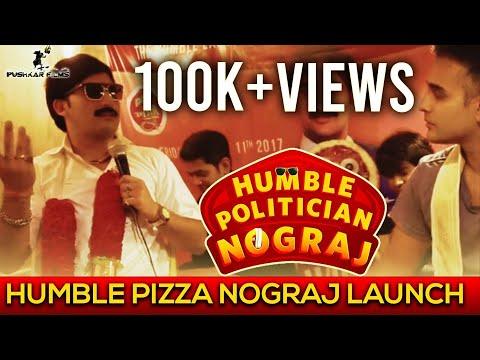 HUMBLE PIZZA NOGRAJ LAUNCH | Puh se Pizza