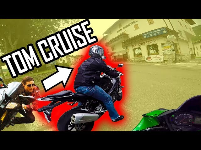 Chasing TOM through ITALY!