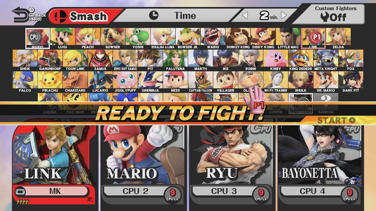 Cemu 1 12 2 Super Smash