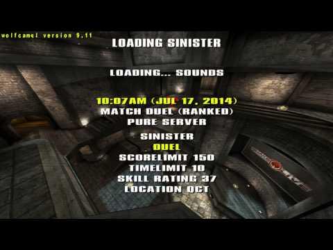 carnage vs kgb - Quakecon 2014 Group F Round 2 (Quake Live VOD)