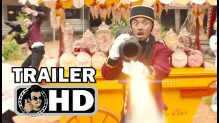 KINGSMAN 2: THE GOLDEN CIRCLE Trailer - The Greatest Promo Ever (2017) Action Movie HD