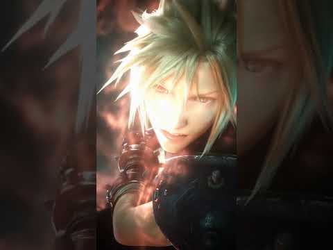 Download FFBE Cloud NV (FF7R) upscaled to 4k with AI