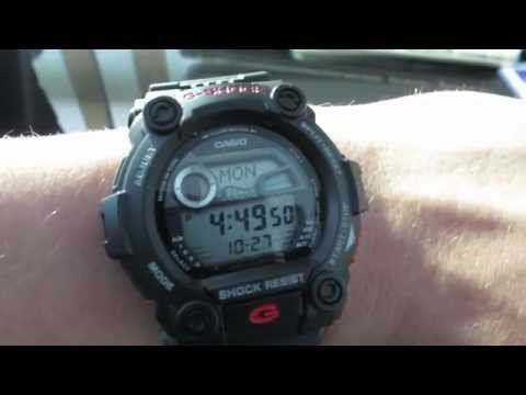 Casio G Shock G-7900 Review