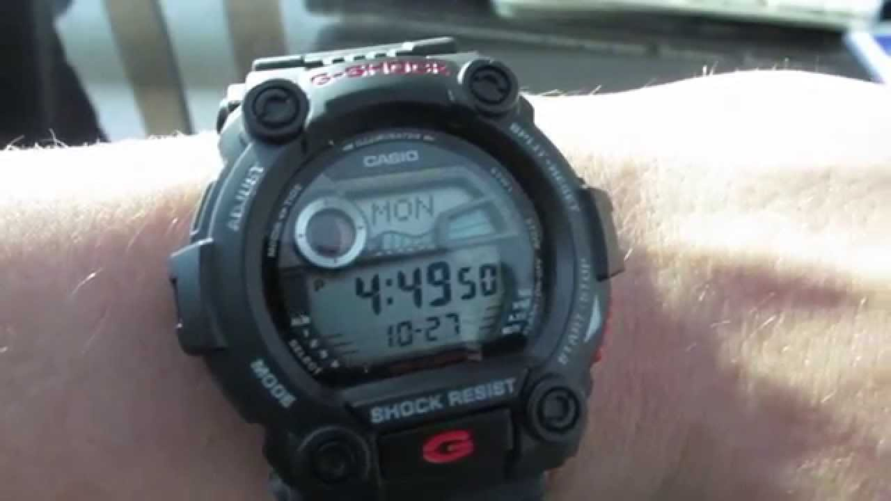 703c5c5d2731 Casio G Shock G-7900 Review - YouTube