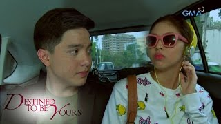 Destined To Be Yours: Itinadhana sa carpool