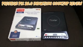 Prestige induction cook top PIC 20.0 Unboxing and Review