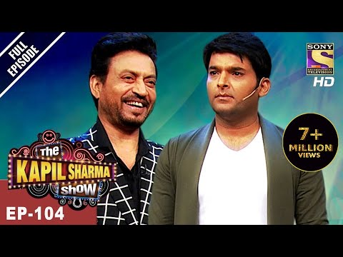 Thumbnail: The Kapil Sharma Show - दी कपिल शर्मा शो - Ep - 104 - Irrfan Khan In Kapil's Show - 7th May, 2017