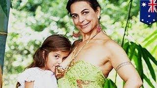 52-летняя мать продолжает кормить грудью 6-летнюю дочь